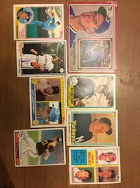Gaylord Perry 8 Cards autographed . Spartanburg, 29303