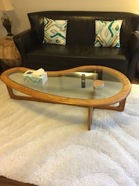Kidney Shaped Mid -Century Coffee Table by Lane Furniture Toronto, M1P 5H7