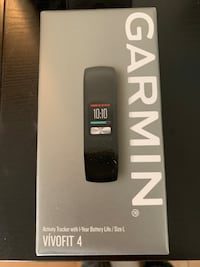 Vivofit 4 new in box Mississauga