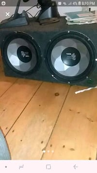 20 DOLLAR REDUCTION.15 inch subs with enclosure.. Salt Point, 12578