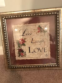 Live, Laugh, Love Print Fairfax, 22033