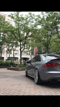 "Audi - Rotiform rims 19"" with tires worth 5 grand brand new Vaughan"
