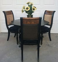 Set of 3 chairs Hooker