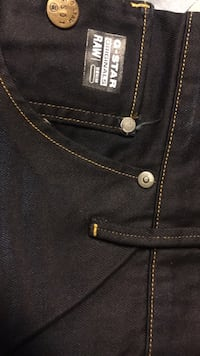 Brand new g star jeans Cambridge, N1R 4B6