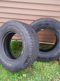 285/70R17 Truck or jeep tires Canton, 44710