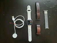 Series 1 apple watch with 2 extra bands Rochester, 14606