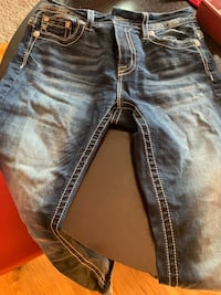 Woman's Miss Me jeans size 29 West Des Moines, 50266