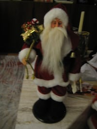 Santa Claus - decoration - stands 17 inches tall - new TORONTO