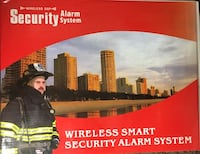 WIRELESS SMART SECURITY ALARM SYSTEM  Mississauga, L4Z 1N8