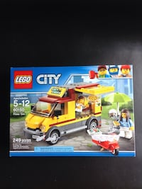Brand new- lego city - pizza van Toronto, M5N 1L5