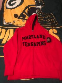 University of Maryland Terrapins Hoodie Champs