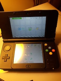 black new Nintendo 3DS(not xl) Bedford, B4A 3W9
