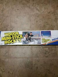 Mini indoor mini stick hockey set  Toronto, M9N 2A7
