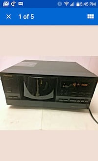 Pioneer 100 disc CD Player Carousel Stereo Unit