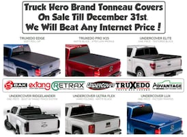 Tonneau Covers For Sale F150 Tundra Ram Silverado
