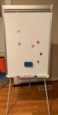 Easel White Board WEYOUNG Portable Dry Erase Flipchart Like New West Falls Church, 22042