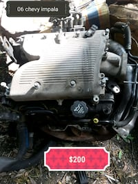 Chevy impala 3.5 engine Dallas, 75216