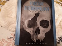 Text book- introduction to Forensic Anthropology Chilliwack, V2R 0E7