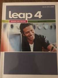 Leap 4 Advanced Academic Reading and Writing