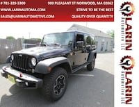 Jeep Wrangler Unlimited 2015 Norwood