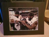 Ray Lewis / Ed Reed photo  Baltimore, 21206