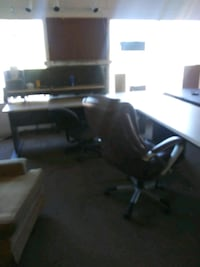 2 office desk
