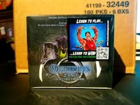 *NEW* Ophidian 2350 Card Game 6 packs Houston, 77055
