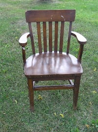 Solid wood chair Newville