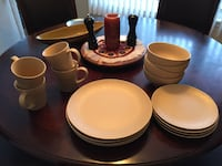 Dishes and cups - Dining set, 16 pieces Toronto, M3H 4S1