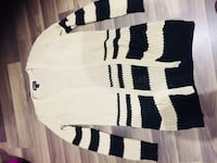 white and black knitted textile Brampton, L7A 2W2