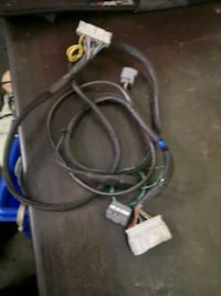 K series conversion harness for EG chasiss