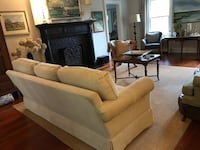 Off white 3-seat sofa Owings Mills, 21117