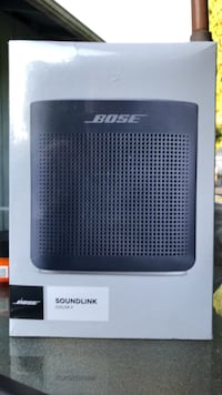 Bose Color ll Bluetooth water resistant speaker