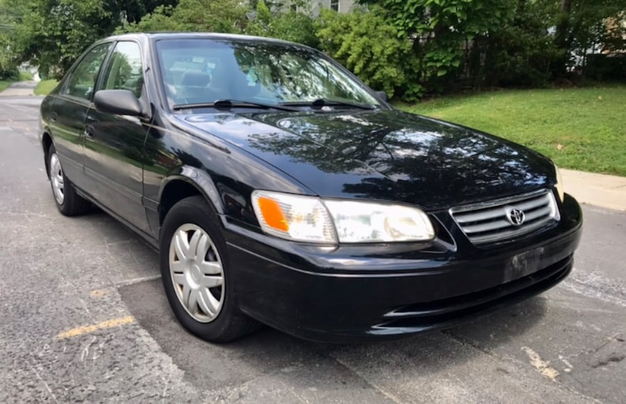 LOW Miles ** 2000 Toyota Camry * Leather Sunroof 0