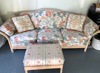 2 rattan chairs and sofa  Newtown Square, 19073