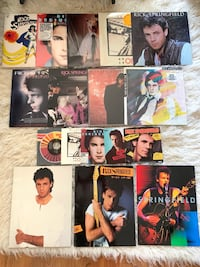 Any Serious Rick Springfield Fans Out There!? - REDUCED Baltimore, 21205