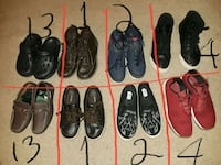 Boy's shoes  Alexandria, 22306