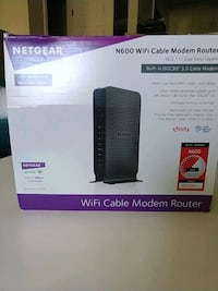 WiFi Cable Modem Router Walnut Creek, 94598