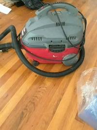 gray and red canister vacuum cleaner Queens, 11362