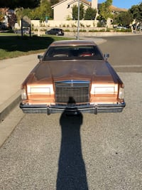 1979 Lincoln Continental Mark V Milpitas