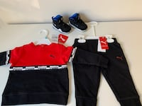 Boy 6-9 months Nike and Puma outfit Arlington, 22202