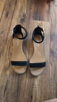 Black Kenneth Cole sandals Worth, 60482