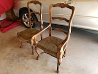 Vintage Dining room table chairs  Oceanside, 92056
