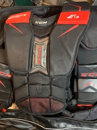 CCM 1.9 Goalie chest protector Cambridge, N3H 4X7