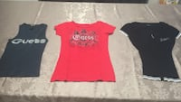Guess shirts lot of 3- Size small Winnipeg, R2P 0G8