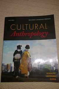 Cultural Anthropology 2nd Canadian Ed.