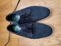 Men's Ted baker navy suede shoes size 9 Seattle, 98101