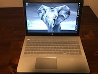 """HP Touch Screen Laptop, 15.6"""""""