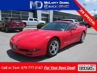 1997 Chevrolet Corvette Base Bentonville, 72712