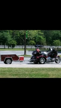 06 Goldwing trike with trailer Winder, 30680